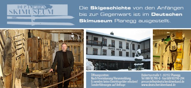 Deutsches Skimuseum Collage