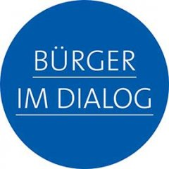 Button Bürger im Dialog
